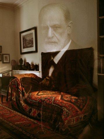 Psychanalyse et penses psychanalytiques for Divan de sigmund freud